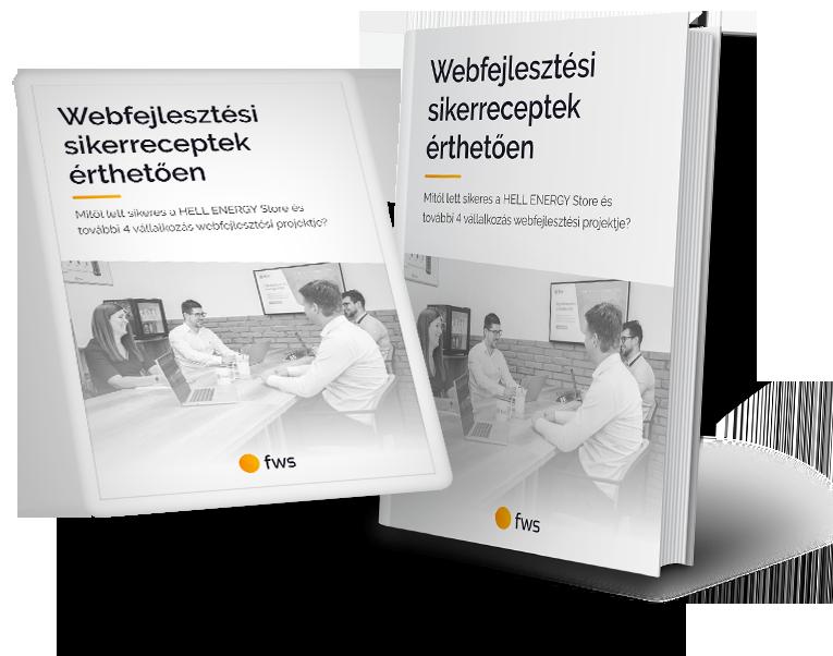 Webfejlesztési sikerreceptek érthetően